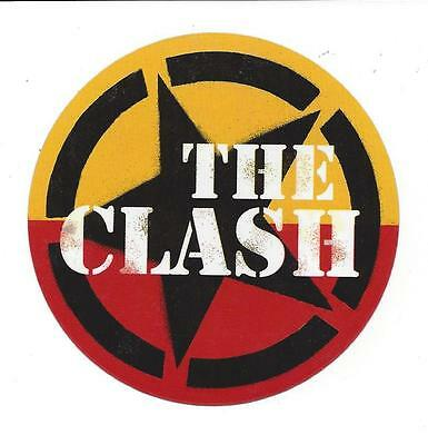 The Clash Sticker