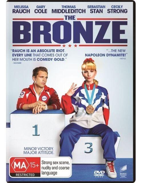 The Bronze (DVD, 2016)