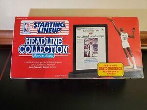 1992 NBA Stating Lineup: Headline Collection- David Robinson