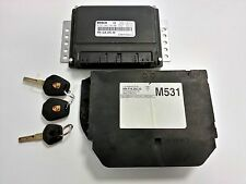 Porsche 911 996 Boxster ECU DME Engine Computer Immobilizer Set Kit TEST SERVICE