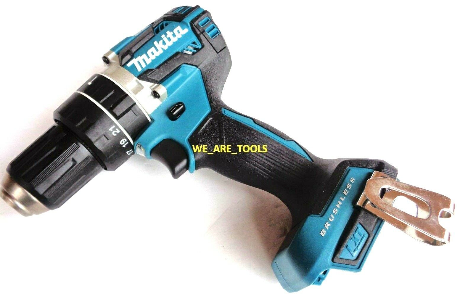 XPH12 we_are_tools New Makita 18V XPH12 Cordless Brushless 1/2 Battery Hammer Drill 18 Volt LXT