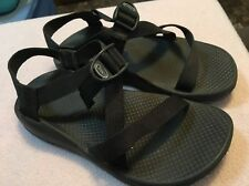 CHACO SANDALS WOMENS 8 BLACK