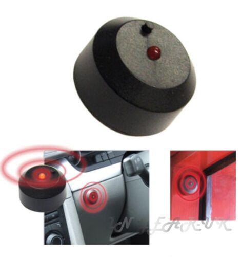 Coche Alarma Maniquí Luz Intermitente LED parpadea Rojo Con Pilas pegar en!