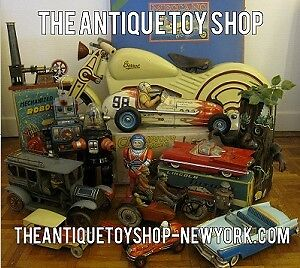 The Antique Toy Shop New York