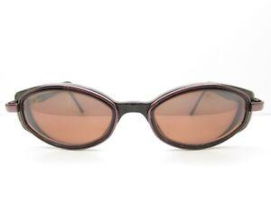 3b760f31a3 MAUI JIM MJ 124 13 HANA Oval Sport EYEGLASSES FRAMES sunglasses 48 ...