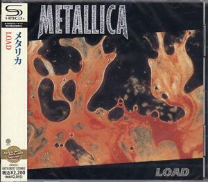 METALLICA-LOAD-JAPAN-SHM-CD-E50