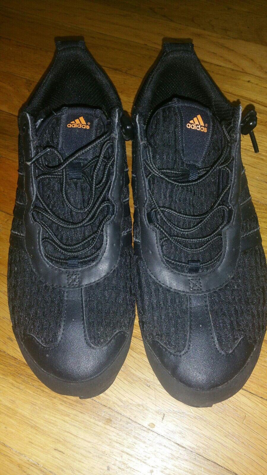 Men's Adidas CC Daroga Air M Outdoor Climacool Plein Air Daroga  Black/Orapee/Black Sz 10.5 997577