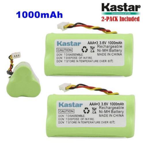 Kastar AAA3.6V Battery for Motorola Symbol LS42RAAOE-01 DS-6878 Barcode Scanner