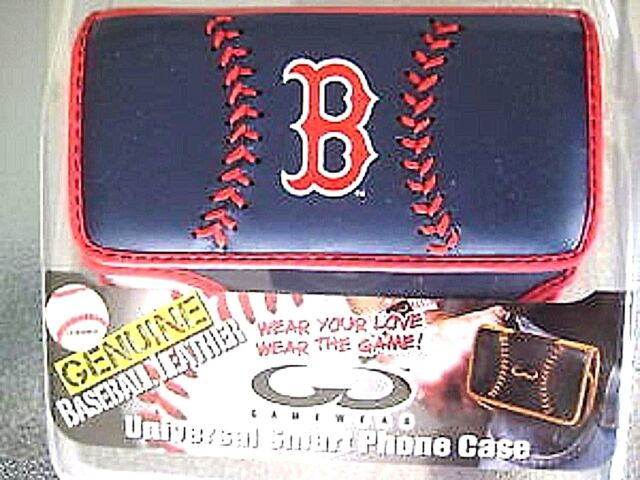 Concept 1 Boston Red Sox Universal Smart Phone Belt Case BoSox Ec-mlb-bor  Pouch
