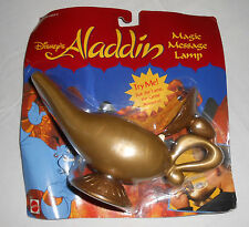 Disney Aladdin Magic Message Lamp 1992 8 Ball In Package Genie