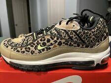 air max 98 leopardate