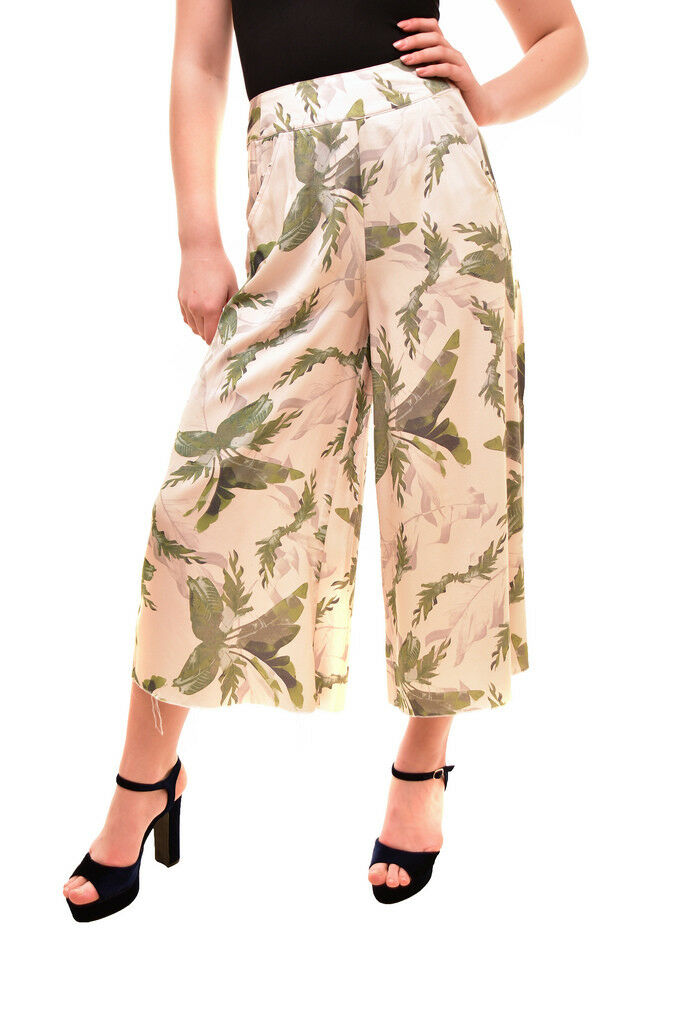 One Teaspoon Women's Authentic Wasteland Culottes Multi Size S RRP  BCF85