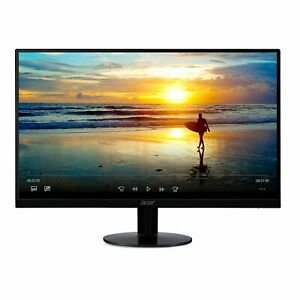 "Acer SB220Q 21.5"" Widescreen Monitor Display Full HD (1920 x 1080) 75Hz 4 ms GTG"