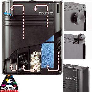 filtro interno completo acquario 150 300 litri acqua dolce