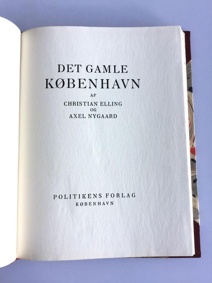 Det Gamle København - Christian Elling og Axel...