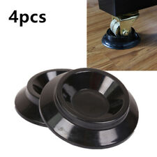 4pcs Piano Caster Cups Round Electronic Keyboard Instrument Parts Anti Slip Desk
