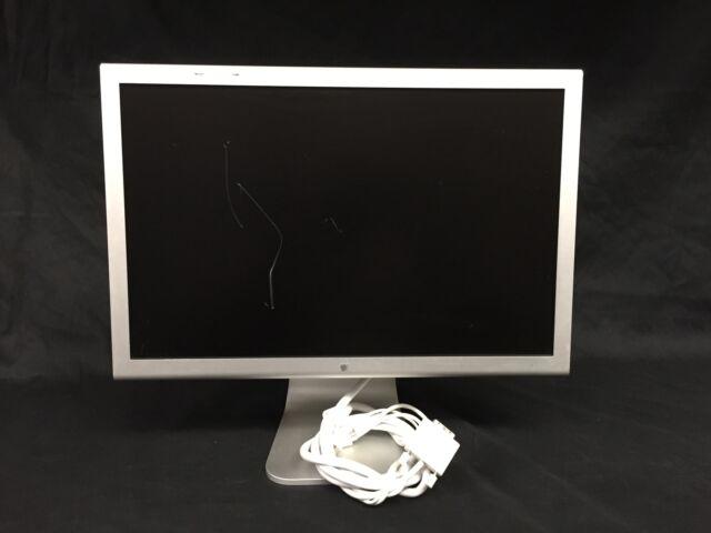 Apple A1081 M9177LL/A Cinema Display Widescreen LCD Monitor (Grade C)