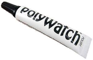 Polywatch Polierpaste Kratzer Aus Kunststoff Uhrglas Entfernen (€91,00/100gramm)