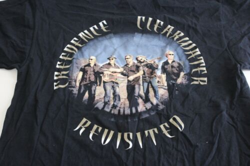 CCR Creedence Clearwater Revisited Back Panel Musi