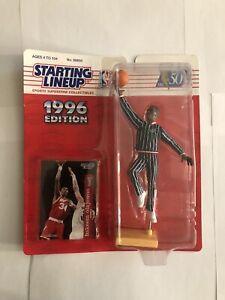 Hakeem Olajuwon 1994 1995 1996 Starting Lineup Houston Rockets 3 Figures