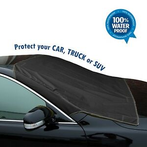 Car Windshield Magnetic Cover