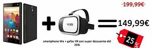 Smartphone-Libre-Weimei-We-5-034-Octa-Core-Camara-13Mpx-RAM-3GB-16GB