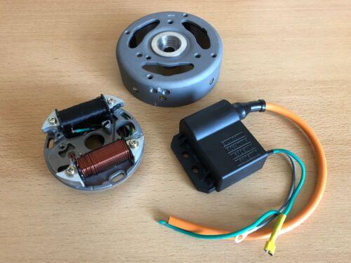 Elektronische Zündung CDI linksdrehend 12V 35W Sachs 50//A 50//2 50//2 50//3 NEU