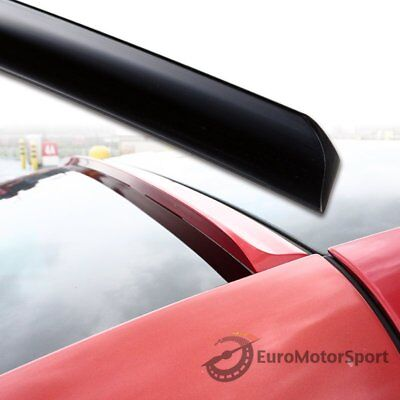 Fyralip Custom Painted Roof Spoiler For Chevrolet Impala Sedan 08-12 Facelift