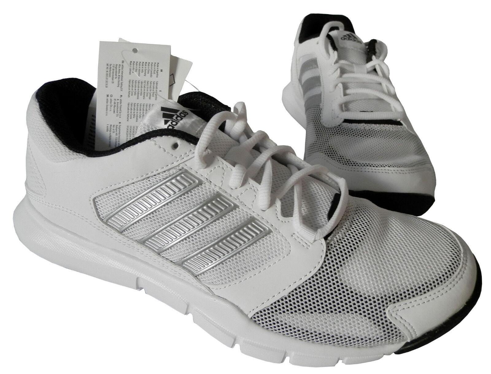 Adidas Essential Star M Herren Sneaker Laufschuhe Trainingsschuhe Weiss Neu
