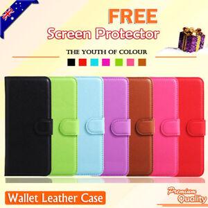 For-Motorola-Moto-G5S-G5S-Plus-Wallet-Leather-Card-Holder-Flip-Case-Cover