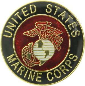 Marine-Corps-Globe-amp-Anchor-Logo-Official-Round-USMC-Insignia-Pin-1-034