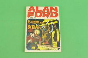 ALAN-FORD-ED-CORNO-N-31-ORIGINALE-AA-031