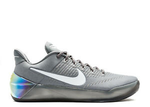 release date: 4ea1e b74d3 Image is loading Nike-Kobe-A-D-Ruthless-Precision-Cool-Grey-Size-