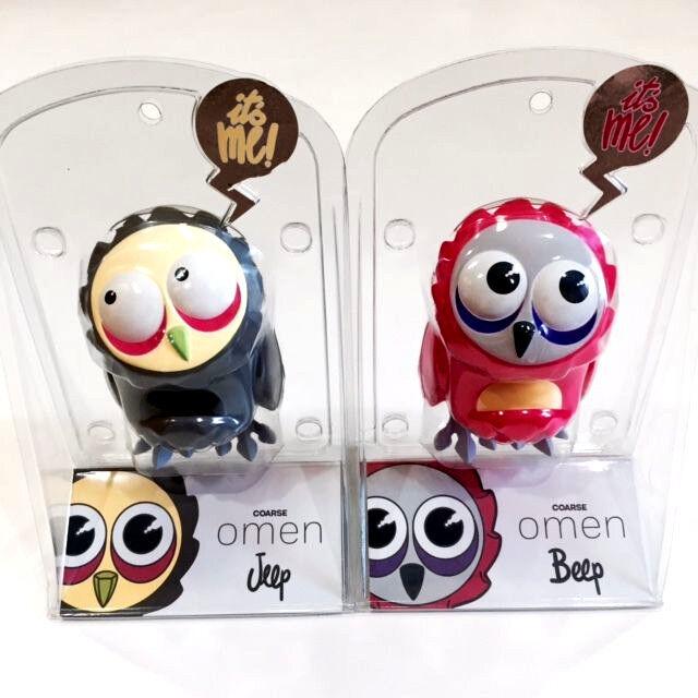 Coarsetoys Coarse Omen blink 3.5 3.5 3.5  Thailand toys beep & Jeep Figure new 70a6e5
