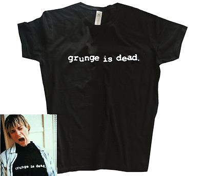 GRUNGE IS morti. culto magliette ragazza- S M L
