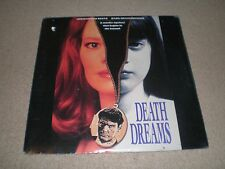 DEATH DREAMS LASERDISC Christopher REEVE SEALED NEW RARE