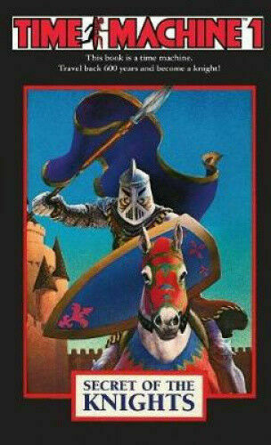Time Machine 1: Secret of the Knights by Jim Gasperini (English) Paperback Book