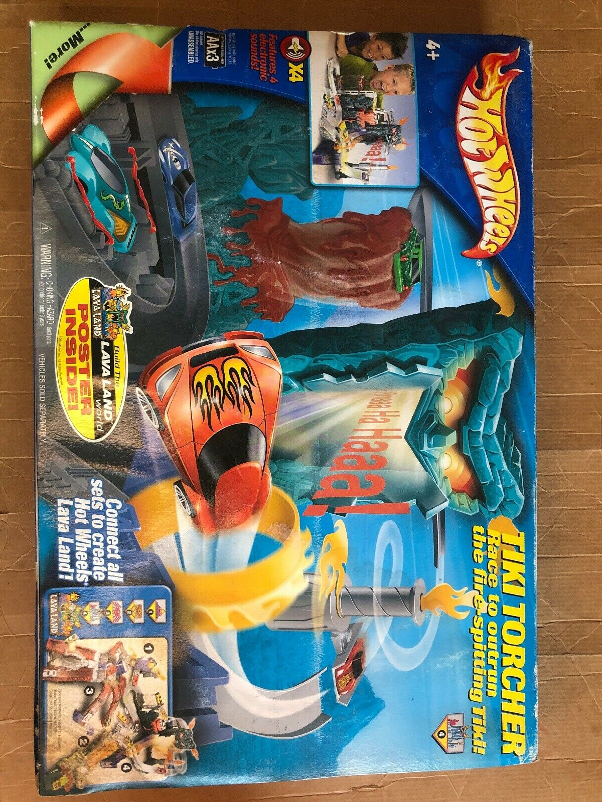 Hot Wheels Twin Mill Challence Electric Slot Racing Set