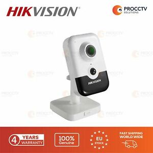 Test Cube Camera DS-2CD2421G0-IW F2.0,2MP, H.265 Micro SD, PoE, Genuine