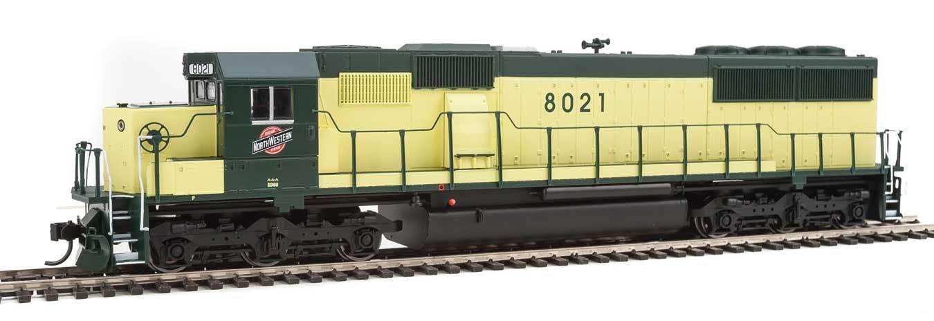 Escala H0 - Locomotora Diésel EMD SD60 Cnw Digital con Sonido 19752 Neu