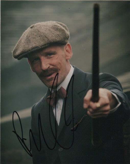 Paul Anderson Peaky Blinders Autographed Signed 8x10 Photo COA #E38