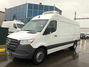 2019 Mercedes-Benz Sprinter Wagon Mercedes Sprinter 3500XD-Reefer/Freezer