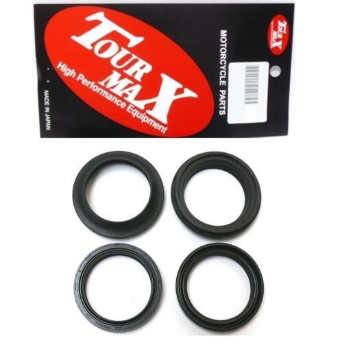 KR Simmerringsatz für Gabel Kawasaki ZRX 1200 R Lenkerverkleidung  01-06