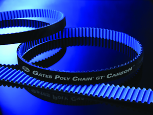 NEW GATES 8MGT POLY CHAIN GT CARBON BELT