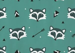A1-Funky-Raccoons-Poster-Art-Print-60-x-90cm-180gsm-Wildlife-Cool-Gift-15431