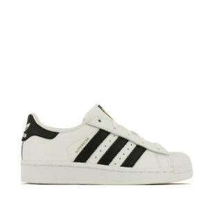 Image is loading Adidas-Superstar-C-Sneaker-Kids-ba8378-Ftwr-White 034fc9c4269