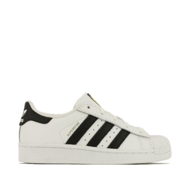 new concept 584a8 04f6d Adidas Superstar C Sneaker Bambini BA8378 Ftwr White