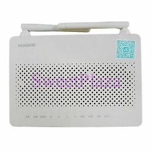 Huawei GPON ONU Hg8347r 1 Ge 3fe LAN Ports 2 External Antennas English