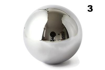 """Three 1-1/2"""" Inch G25 Precision Chromium Chrome Steel Bearing Balls AISI 52100"""