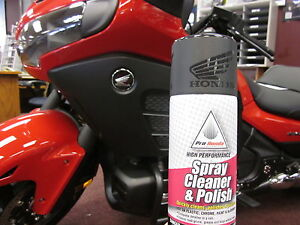 Pro Honda Spray Cleaner and Polish 12 Pack Spray Cans Goldwing CBR Shadow 600